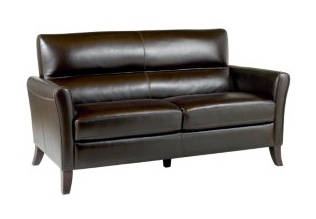 My New Sofa: World Marketu0027s Bruno Leather Sofa.